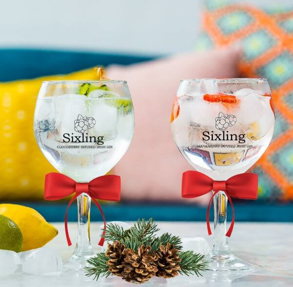Sixling Glass (2 pack)