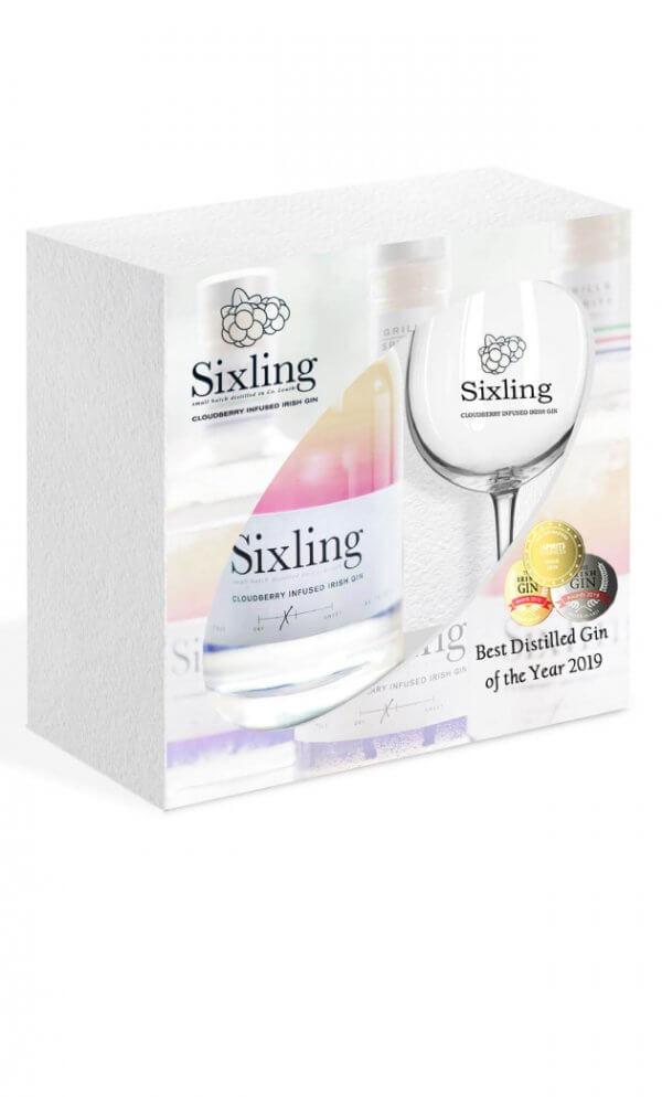 Sixling Gin Gift Set